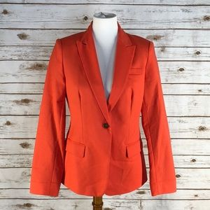 Vince Camuto One Button Front Blazer (W14399)